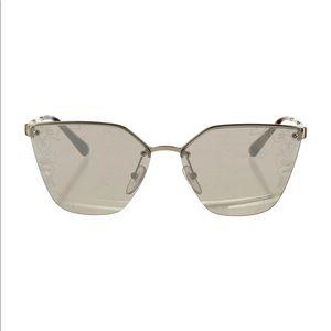 Prada Cinema Rimless Mirror sunglasses Italy